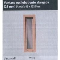 Ventana Oscilobatiente Alargada