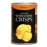 Patatas Chips a la Pimienta Negra 100Gr