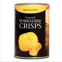 Patatas Chips Ligeramente Saladas 100Gr