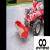 Más imágenes de Aperos para Quad - Atv Implements - Utv - Pala para ATV O Minitractor - Desbrozadoras para Atv/quad - Pulverizadores para Atv/utv - Barredoras - Esparcidores de Sal - Rodillos Compactadores para Atv/utv/quad - Remolques para Quad/atv/utv