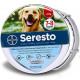 Seresto - Collar Antiparásito de 70 Cm para Perros de Más de 8 Kg Bayer