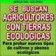 Foto de Agricultores con Tierras Ecologicas