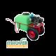 Carretilla Fumigar Eléctrica Maqver con Bomba de Membrana Mod.car Mc25E2 (2 Ruedas)