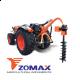 Más imágenes de Ahoyadora Marca Zomax Modelo Zmhl150