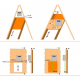 Más imágenes de Kit Puerta Automática para Gallinero 40X33 Cm