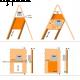 Más imágenes de Kit Puerta Automática para Gallinero 33X22 Cm