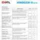 Más imágenes de Vondozeb -D80 PM, Fungicida Preventivo de UPL